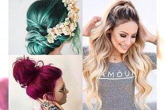 Kolor włosów powinno dobierać się pod typ urody! Jakim typem jesteś?