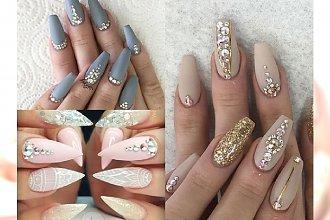 Cyrkonie na paznokciach - czy warto? Ile się trzymają? Mamy doświadczenie