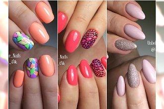 Modne hybrydy na wiosnę - 20 pomysłów na lekki i świeży manicure