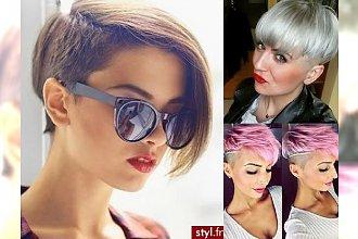 TOP 15 krótkich fryzur idealnych na wiosnę o lato! Postaw na najnowsze fryzjerskie trendy 2017!