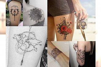 Mega charyzmatyczne wzory tatuażu na rok 2017! Te wzory mają w sobie coś przyciągającego!