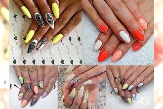 Otwórz się na ożywcze, mega stylowe inspiracje manicure! Oto nasza TOP 21!