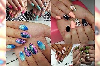 Modne inspiracje manicure - odkryj najnowsze wzorki i odcienie!