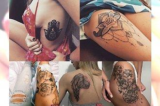 Pokochasz te tatuaże! Modne i jednocześnie intrygujące motywy 2017!