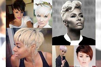 28 inspiracji na niesamowicie modne fryzury dla krótkich włosów! Poznaj najnowsze trendy!