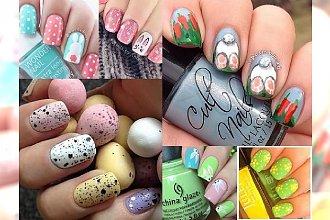 Najlepsze pomysły na wielkanocny manicure - oto nasza TOP 20-stka!