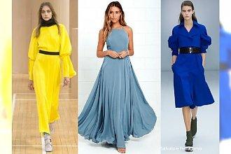 WIOSNA, LATO 2017: Jakie kolory ubrań będą modne?
