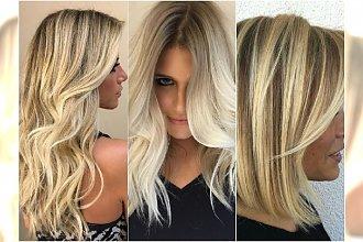 Jasne blondy na wiosnę - sombre, balejaż, ombre w najpiękniejszym wydaniu