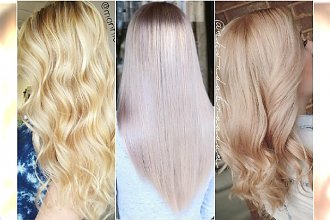 Modne blondy - oryginalne odcienie, które warto wypróbować w tym sezonie