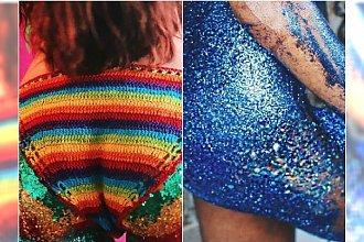 Nowy trend z Instagrama: brokat przyklejany na... LOL! Jak to wygląda?