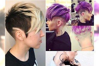 Krótkie fryzury: z grzywką, wygolone, asymetryczne, pixie. Najlepsze inspiracje z Instagrama!
