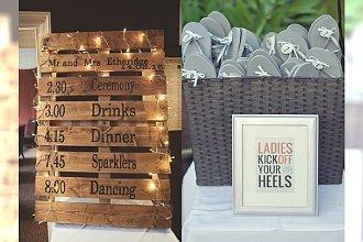 Kreatywne dodatki i akcesoria, które sprawią, że goście NIGDY nie zapomną Twojego wesela!!