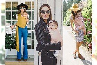 Chusty do noszenia dzieci - praktyczne, wygodne i wyglądają REWELACYJNIE!