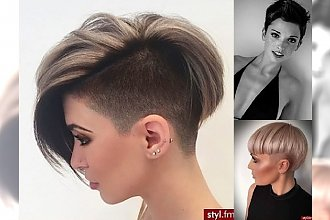Krótkie fryzury, które zapewnią Ci udaną metamorfozę - MEGA PROPOZYCJE!