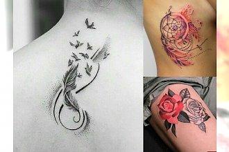 15 tatuaży, które Cię urzekną! Postaw na charyzmatyczne inspiracje!
