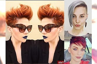 Krótkie fryzury w nowoczesnej i kobiecej odsłonie - te fryzurki to prawdziwy HIT!