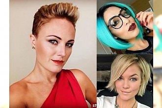 Fryzury dla krótkich i półkrótkich włosów - odkryj najlepsze cięcia tego sezonu!