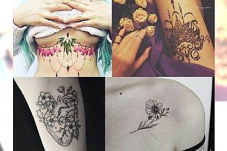 20 nowinek ze świata tatuażu! Nie możesz przegapić tej galerii!