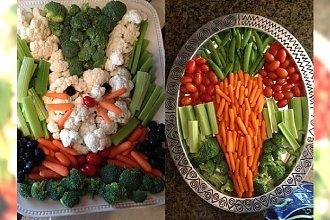 Rewelacyjne pomysły na zaserwowanie dzieciom warzyw i owoców w te święta