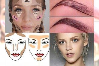 6 odrażających błędów makijażowych, które Cię postarzają!