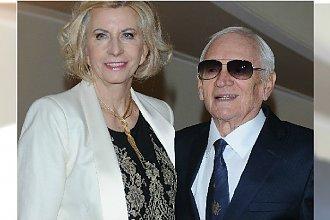 Żona Witolda Pyrkosza opowiedziała o śmierci aktora: