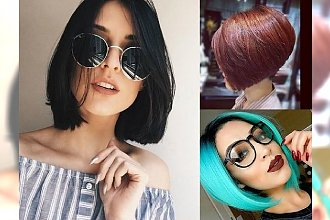 Przegląd fryzurek o długości w pół szyi - pokochasz te cięcia!