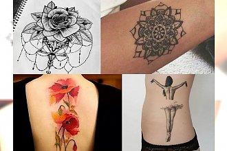 Wyjątkowe tatuaże, od których ciężko oderwać wzrok! Odkryj najgorętsze perełki 2017!