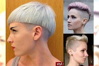 Galeria krótkich fryzur 2017 - gorące inspiracje zgodne z fryzjerskimi trendami!
