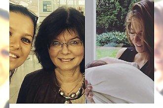 Mama Ani Lewandowskiej chwali się ZDJĘCIEM WNUCZKI!