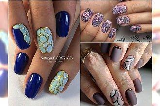HIT w manicure: wypukłe wzorki na paznokciach. Próbowałyście już?