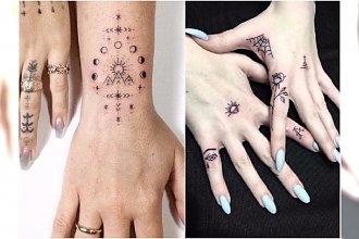 Stick & Poke tattoos - te małe tatuaże robią furorę! Są mniej bolesne i można je robić w domu