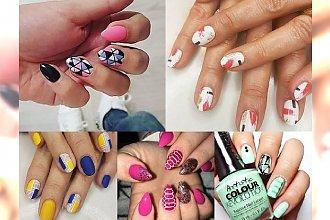 Manicure na lato! TOP 25 dziewczęcych inspiracji, które robią mega wrażenie!