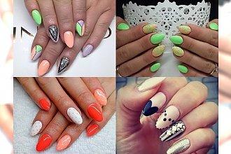 Ozdób swoje paznokcie zgodnie z najnowszymi trendami manicure! GALERIA TRENDÓW 2017!
