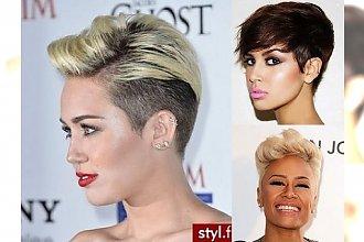 Co za galeria! Odkryj prawie 40 inspiracji na modne fryzurki dla krótkich włosów!
