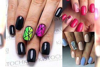 TOP 25-ka! Przegląd inspiracji manicure, które zachwycają! Poznaj TRENDY na LATO 2017!