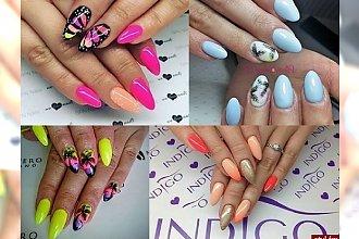 Stylowe inspiracje na modny manicure - daj się oczarować!