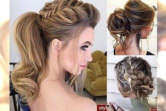 Ponad 30 inspiracji na mega modne fryzurki dla półdługich i długich włosów! [GALERIA TRENDÓW]