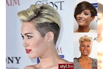 Krótkie fryzurki, dzięki którym będziesz wyglądała młodo i niesamowicie stylowo - HOT GALERIA!