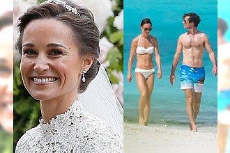 Pippa Middleton świętuje pierwszą rocznicę ślubu. Tak wyglądał jej miesiąc miodowy. ALE WIDOKI!