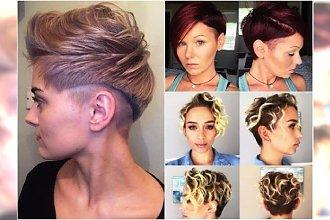 Krótkie fryzury damskie - 20 idealnych cięć na lato