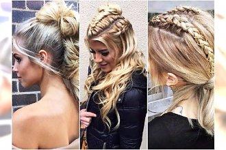 Oryginalne fryzury z warkoczem - 25 super pomysłów na lato