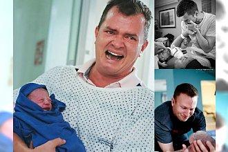 Najbardziej wzruszające zdjęcia ojców, którzy po raz pierwszy zobaczyli swoje dzieci - łza kręci się w oku!
