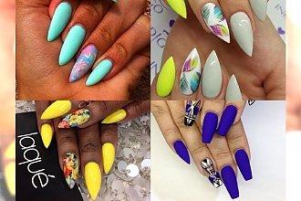 Energetyczny manicure na lato - galeria najpiękniejszych inspiracji z internetu