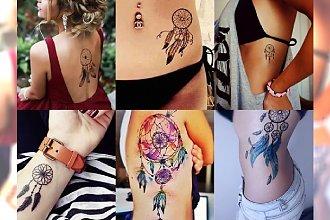 Tatuaż, który kochają kobiety - ŁAPACZ SNÓW. 19 ślicznych inspiracji