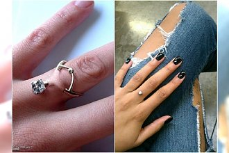 Piercing ręki, czyli kolczyki na dłoniach. Hit czy kit?