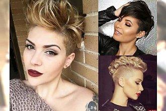 Krótkie fryzury, jak z najlepszych salonów! Przegląd modnych cięć 2017!