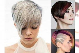 TOP 20 EKSTRA cięć dla krótkich włosów - galeria największych trendów!
