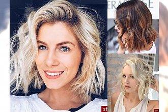 Półdługie cięcia 2017 - dziewczęce fryzurki, które odświeżą Twój look!
