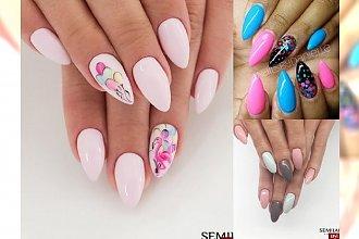 20 inspiracji na nowoczesny, bardzo dziewczęcy manicure! Gwarantujemy, że te wzorki i odcienie skradną Twoje serce!