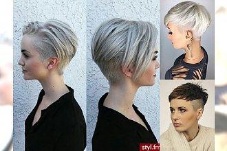 Krótkie fryzury, którym ciężko się oprzeć! Galeria trendów 2017!